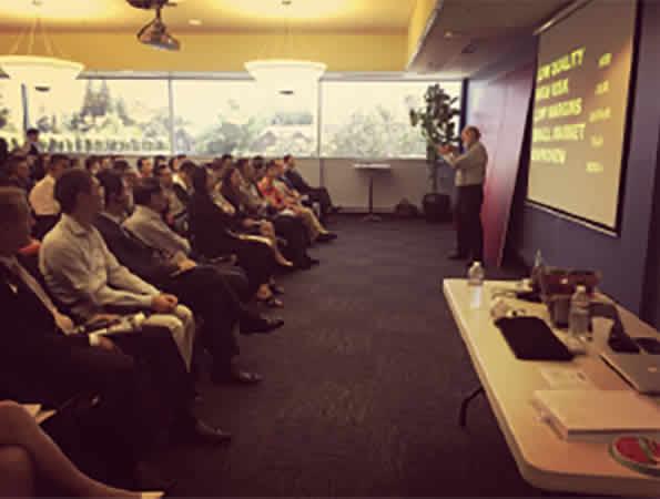美国第一届听凯文凯利presentation